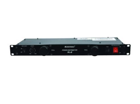 OMNITRONIC RL-8 Distributor