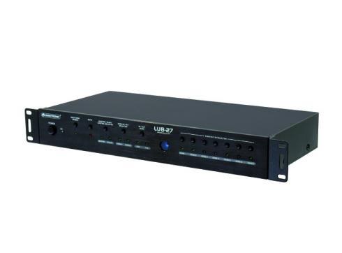 OMNITRONIC LUB-27 Lautsprecherumschaltbox