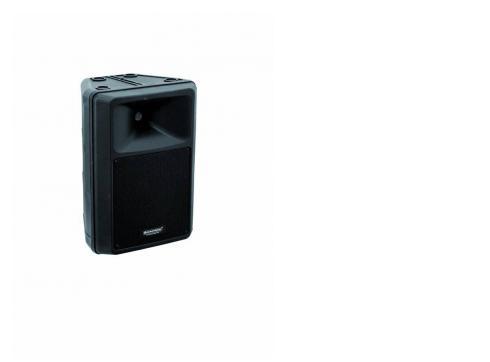 OMNITRONIC KB-210A Kunststoff-Box aktiv