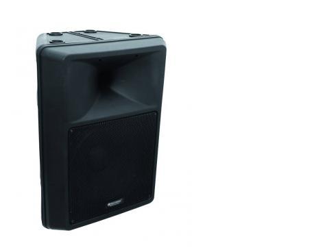 OMNITRONIC KB-215A Kunststoff-Box aktiv