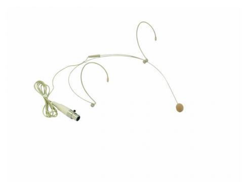 OMNITRONIC HS-500 XLR Headset-Mikrofon