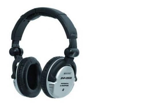 OMNITRONIC SHP-3500 DJ-Kopfhörer