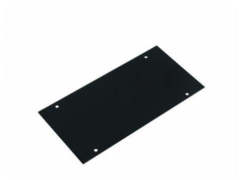 Modul 2 HE Blindplatte 176x88mm