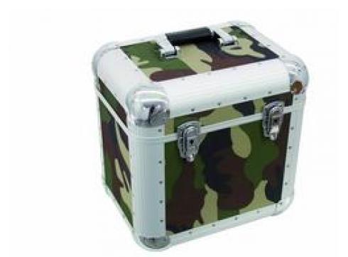 Platten-Case CAMO Maxi-Booking abgerund.