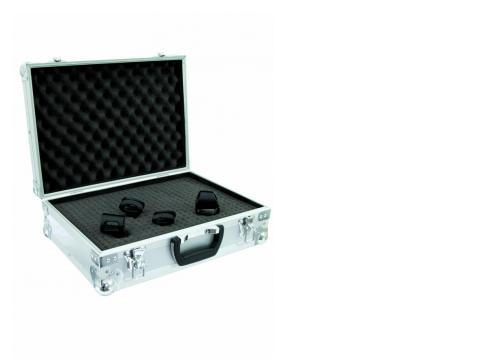 Universal-Koffer-Case FOAM alu