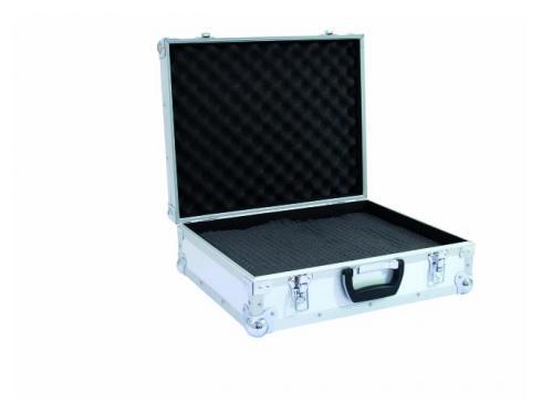 Universal-Koffer-Case FOAM GR-1 alu