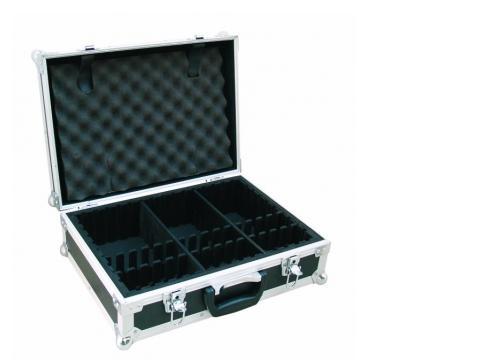 Universal-Koffer-Case Trennwände schwarz