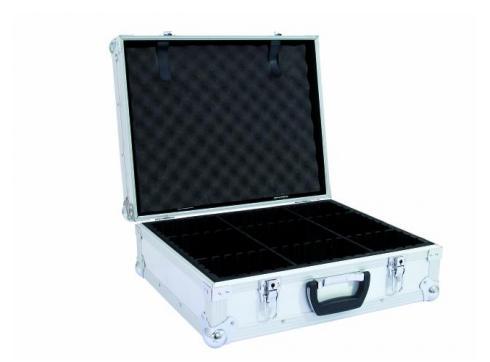 Universal-Koffer-Case Trennwände alu