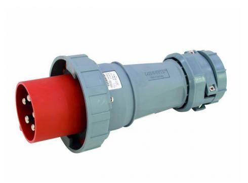 CEE Stecker 125A 5-pol 6h 230V IP67