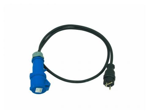 Adapterleitung CEEK 250V 16A 3x1 5mm²1 5m