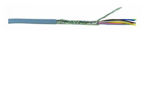 Steuerleitung-LiYCY 7x0 14 + Schirm 25m