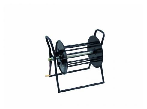 Metall-Leitungstrommel 51cm schwarz