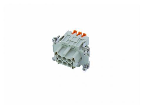 SQUICH Steckdoseneinsatz 6-pol 16A 500V