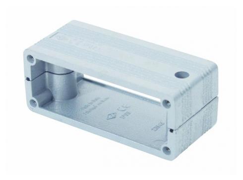 Adapter für 2x Zoll Anbaugehäuse 16 polig Zoll