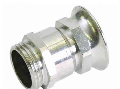 Trompeten-Verschraubung Metall PG 16