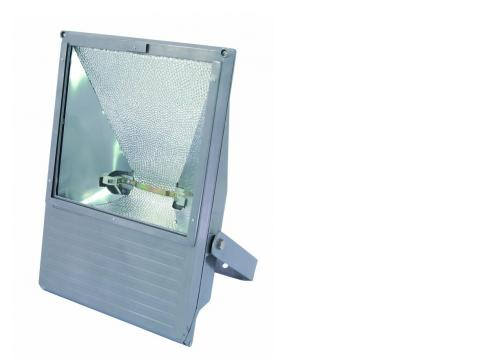 EUROLITE Outdoor Spot 750-1000W WFL silbe