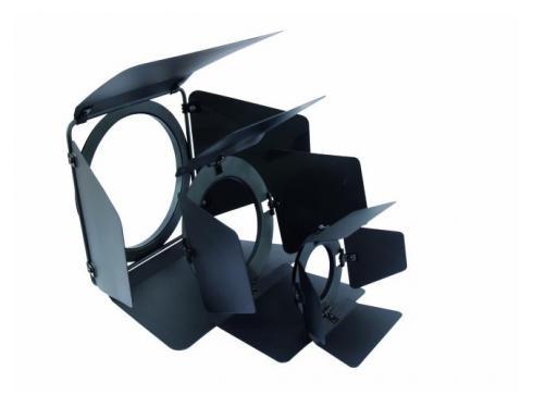 Flügelbegrenzer PAR-38 schwarz