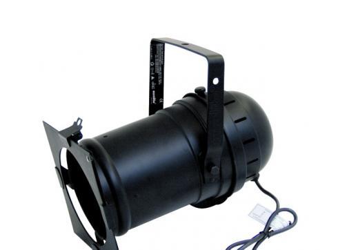 PAR-56 Profi Spot mit Par-Safe schwarz