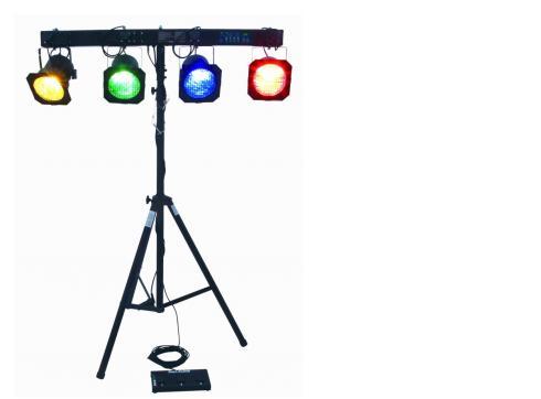 EUROLITE KLS-20 Kompakt-Lichtset