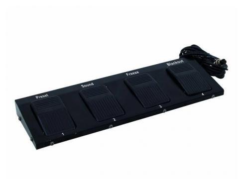 Fußschalter für LED KLS-Lichtanlage