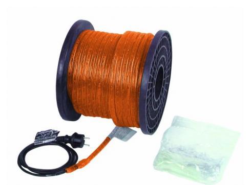 RUBBERLIGHT RL1-230V orange 44m