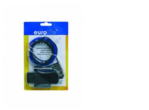 EUROLITE EL-Schnur 2mm 2m blau