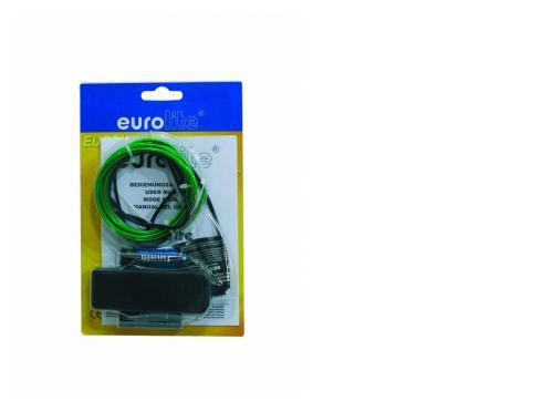 EUROLITE EL-Schnur 2mm 2m grün