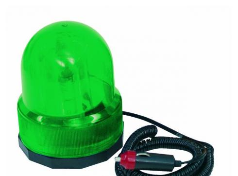 Polizeilicht COL-1221 grün 12V/21W