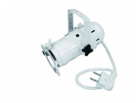PAR-16 Spot weiß 230V für GU-10 Lampe