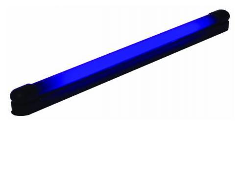 UV-Röhre Komplettset 60cm 18W slim
