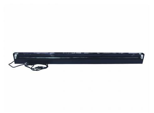 UV-Röhre Komplettset 120cm 36W metall sw