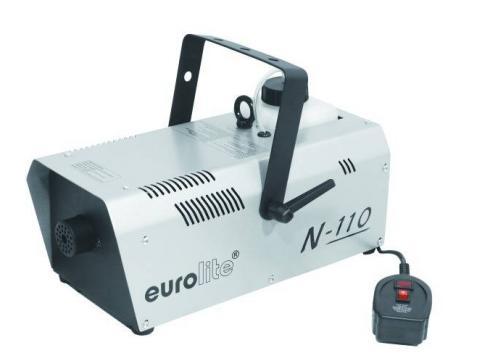 EUROLITE N-110 silber mit ON/Off Contr