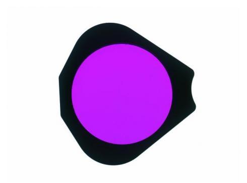 Dichro mit Halter rosa Typ 4