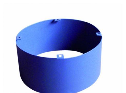 Blendschutz M2 für PAR-64 RGB IP65