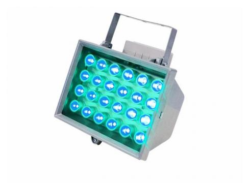 EUROLITE LED FL-24 blau 40° IP54