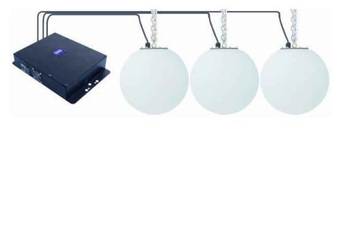 EUROLITE LED Ball 50 IP66 24V