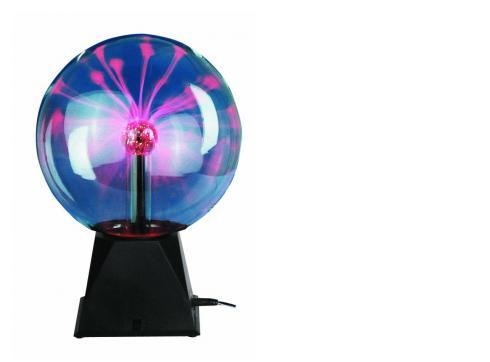 EUROLITE Plasma Kugel 15cm sound CLASSIC