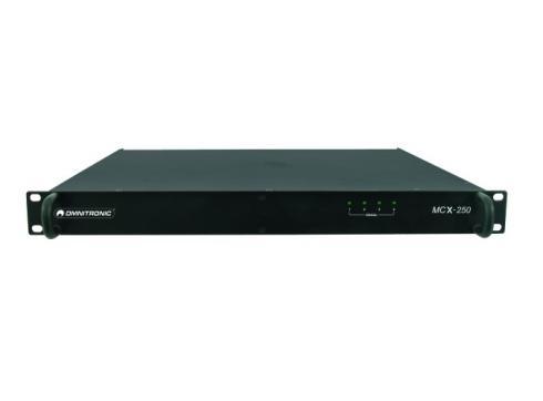 OMNITRONIC MCX-4250 100V-Adapter 1HE