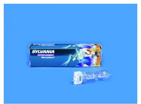 SYLVANIA BA250/2SE D 90V/250W GY9 5 8500K