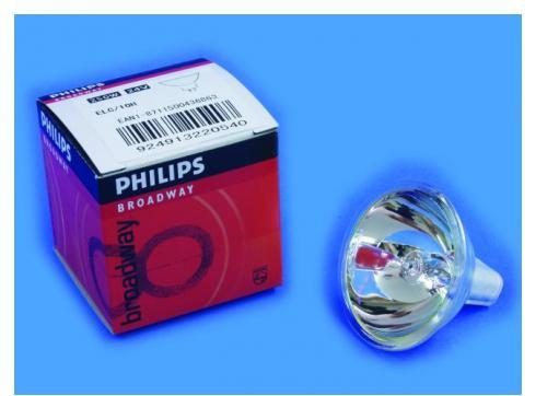 PHILIPS ELC 24V/250W GX-5 3 1000h