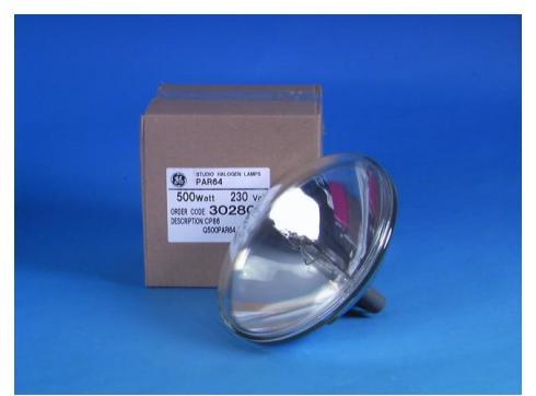 GE CP86 PAR-64 240V/500W VNSP 300h