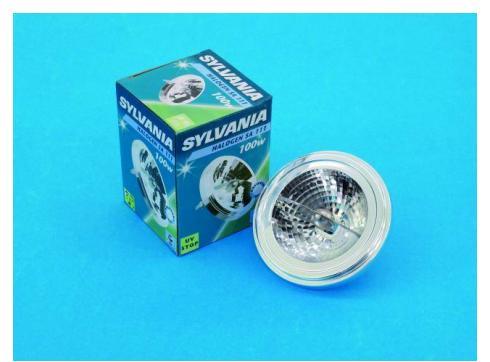 SYLVANIA SA111 WFL 12V/100W G53 45° 3000h