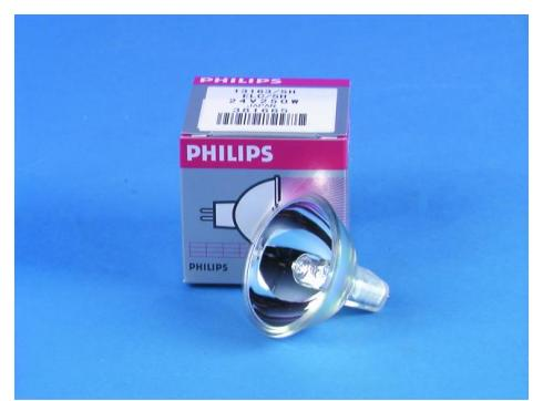 PHILIPS ELC 24V/250W GX-5 3 500h 50mm Ref