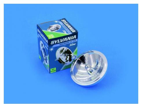SYLVANIA SA111 SP 12V/50W G53 8° 3000h