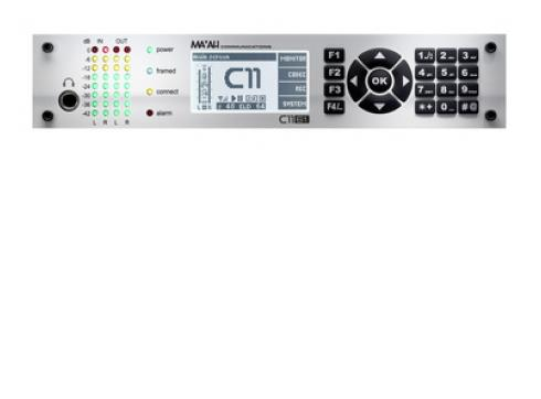 MAYAH C1161 ADVANCED IP/ISDN CODEC