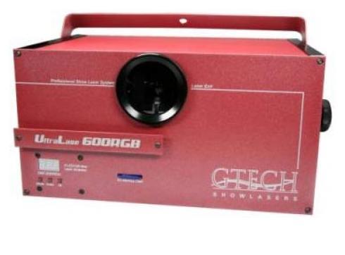GTECH Ultralase 600RGB