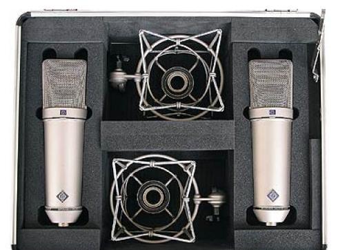 Neumann U87 Stereo-Set ni