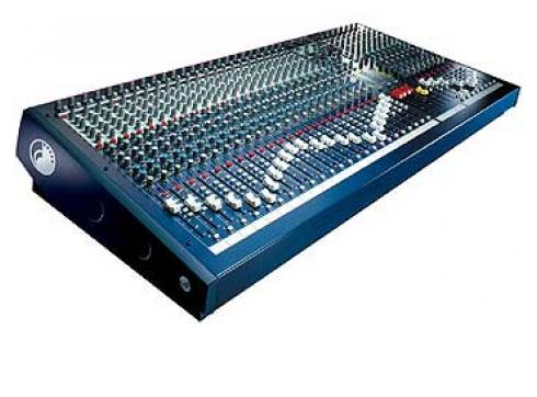 Soundcraft-Spirit LX-7 32 II Livepult