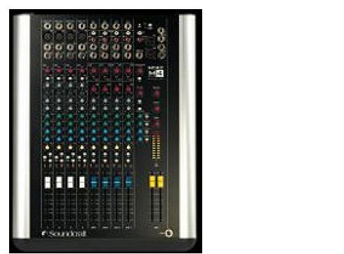 Soundcraft Spirit M4 Mischpult