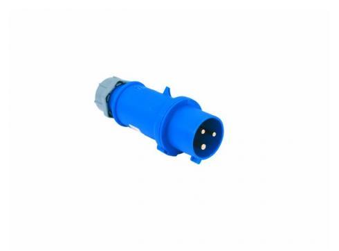 CEE Stecker 32 A 3-pol (blau)